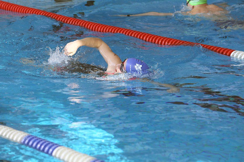 Twardziele na basenie (FOTO)