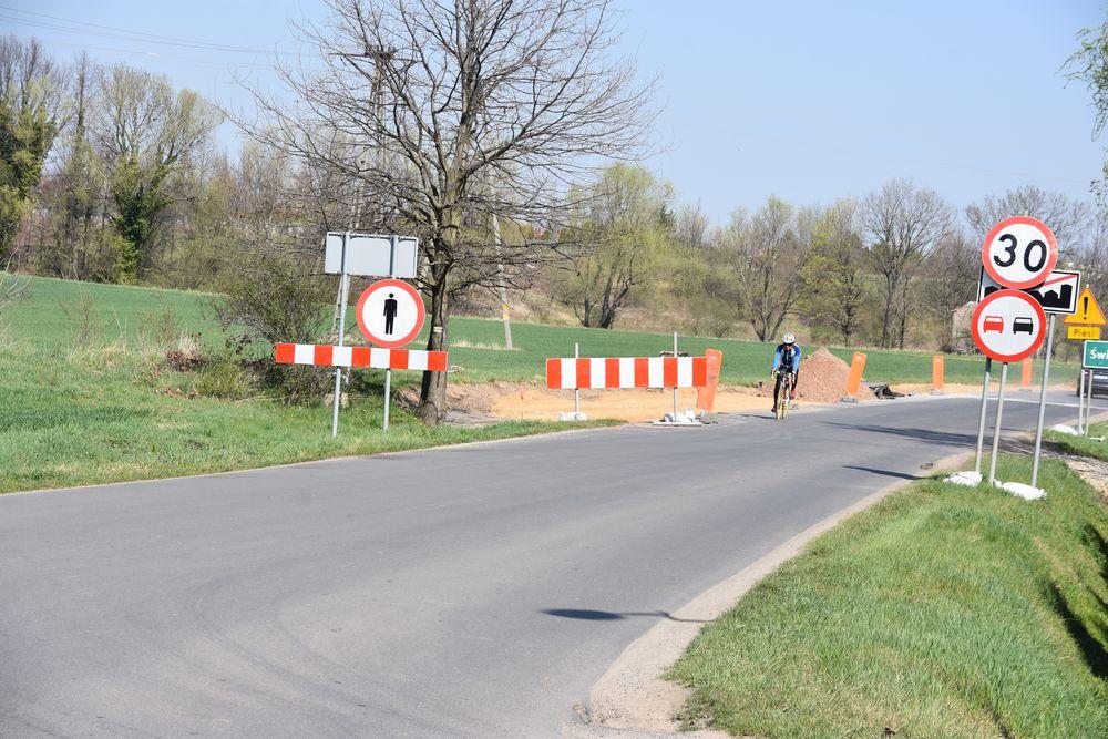 Kolejna droga rowerowa w gminie