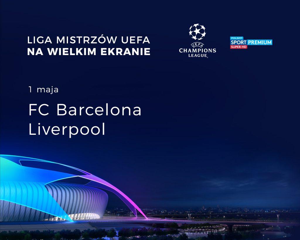 Półfinały Ligi Mistrzów. Wygraj bilety!