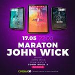 Maraton John Wick (WYGRAJ BILETY)
