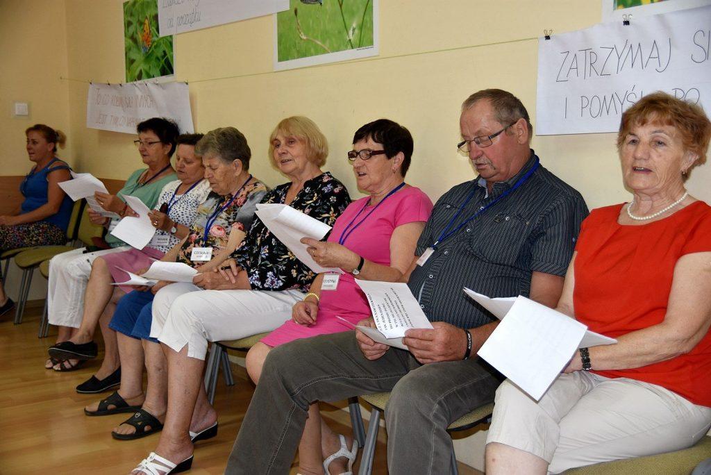 Wakacje seniorów