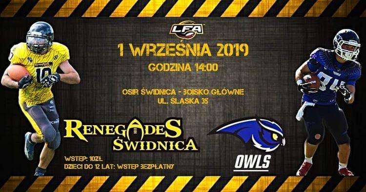 Renegaci zadebiutują w Świdnicy!