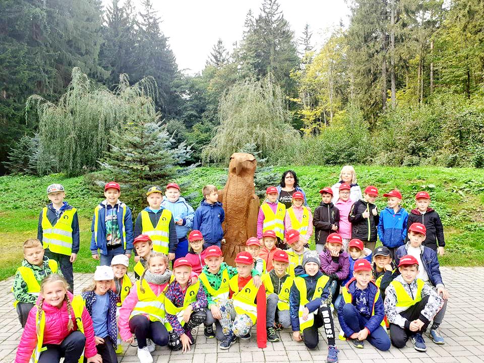 Wycieczka do szkółki leśnej