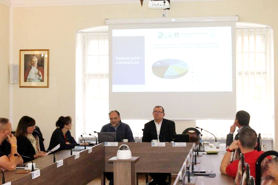 Konsultacje Strategii Rozwoju Miasta