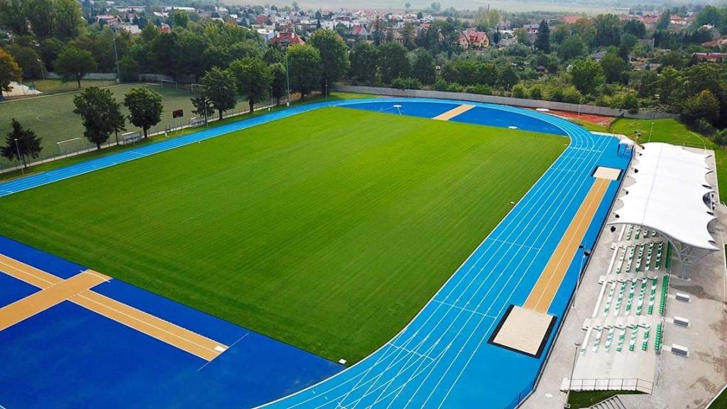 Świdnicki stadion Modernizacją Roku 2018!