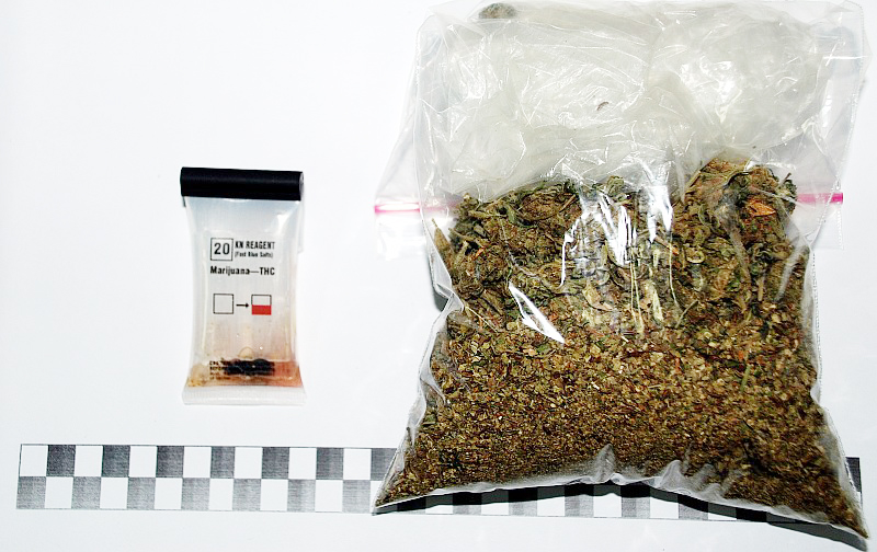 Miał ponad 100 porcji narkotyków