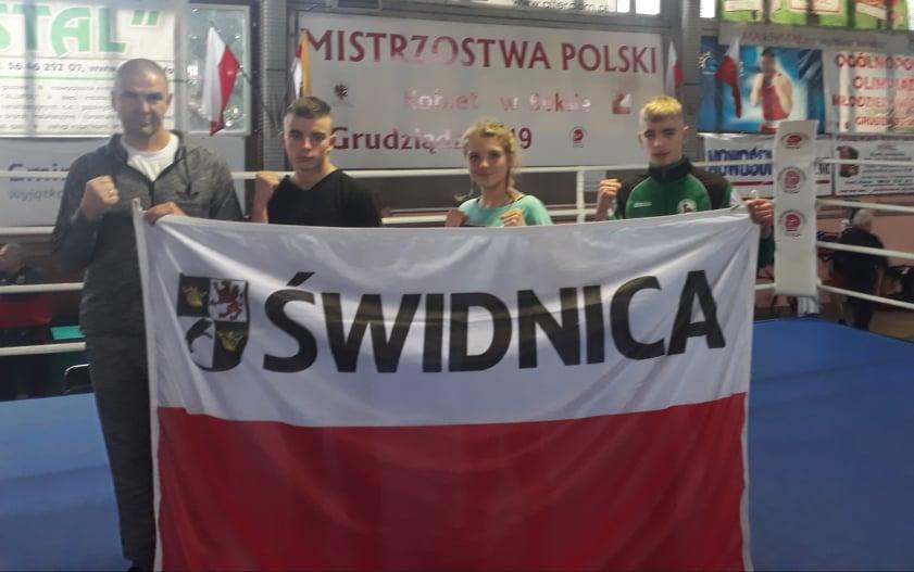 Dwa medale na Pucharze Polski (FOTO)