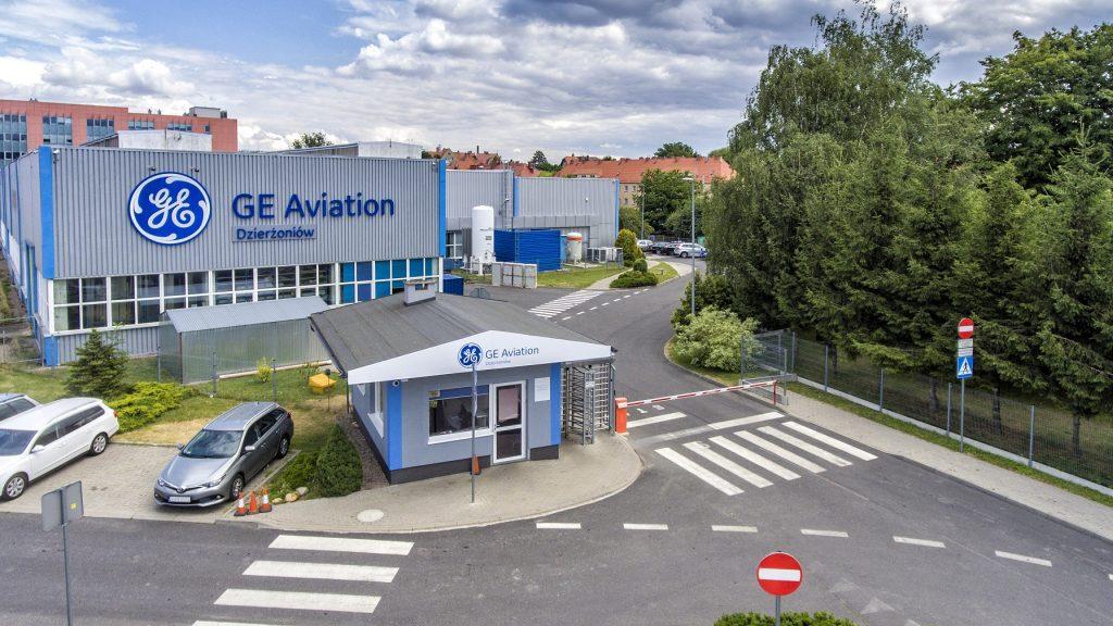 100 drzew od GE Aviation Dzierżoniów