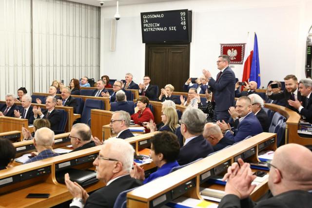 Sejm – Senat 1:1