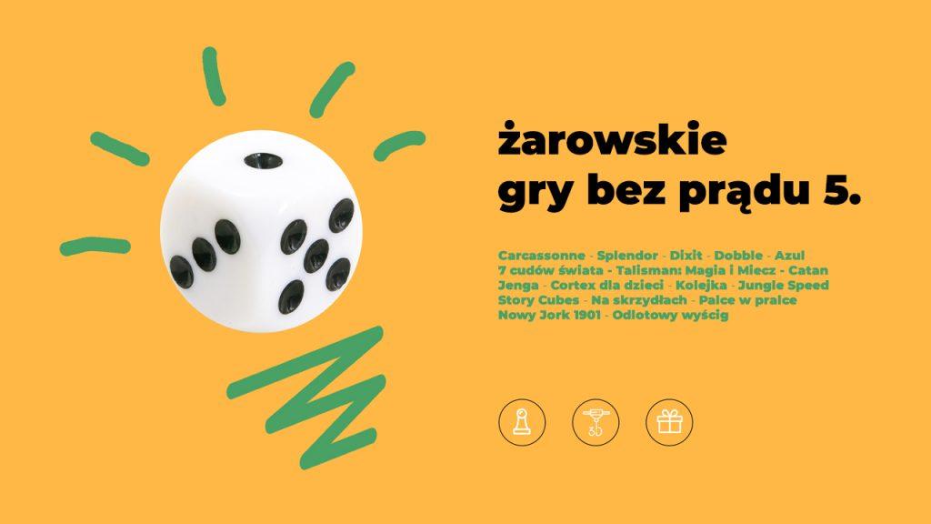 Żarowskie gry bez prądu 5.