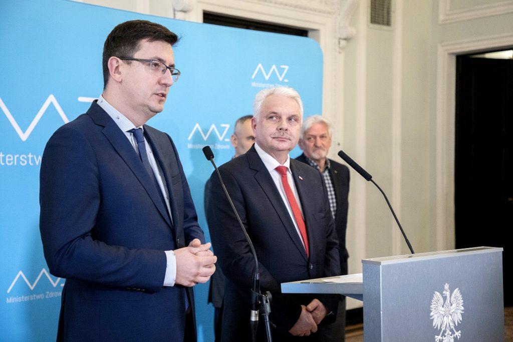 Linia diagnostyczna  koronawirusa już w Polsce