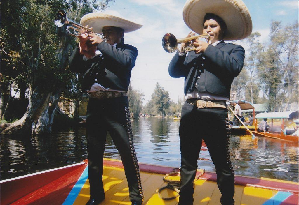 """""""Viva la Mexico!"""""""